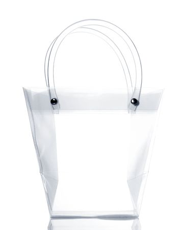 transparent bag
