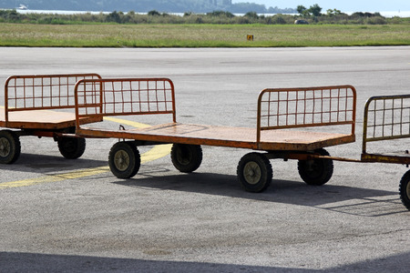 Baggage small carts