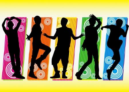 Korea popular dance singer