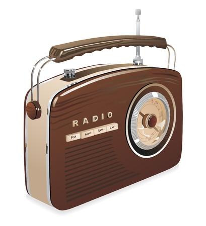 Retro of radio