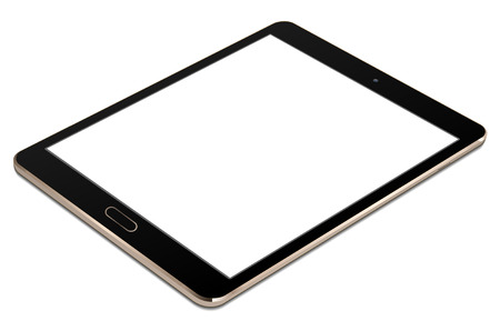 Illustration pour Tablet - image libre de droit