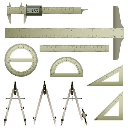 Set of Measurement Tool