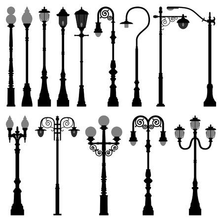 Lamp Post Lamppost Street Road Light