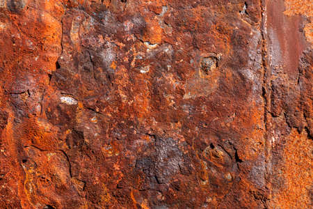 Photo pour Grunge rusty metal texture, rust and oxidized metal background. Old metal panel. Large Rust background - perfect for text or creative images and designs - image libre de droit