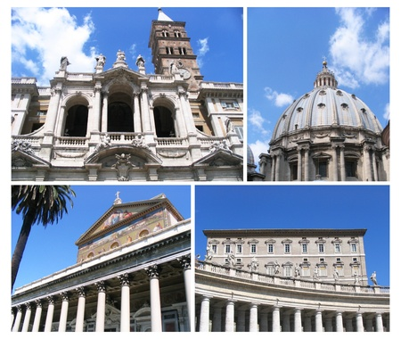 Foto per Chiese storiche di Roma - Immagine Royalty Free