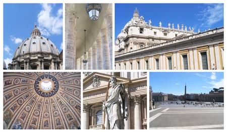 Foto per La Basilica di San Pietro, Vaticano - Immagine Royalty Free