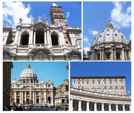 Foto per Basilica di San Pietro - Immagine Royalty Free
