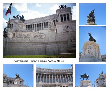 Foto per Vittoriano, Roma - Immagine Royalty Free