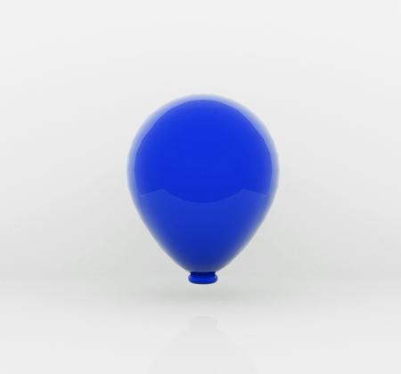 Foto per Balloon - 3D - Immagine Royalty Free