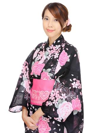 japanese kimono woman