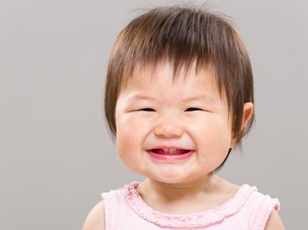 Foto de Happy baby - Imagen libre de derechos