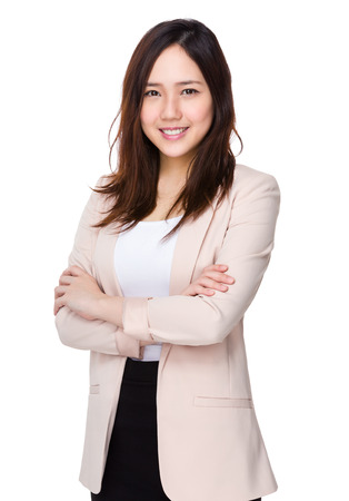 Asian business womanの写真素材
