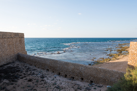 Akko walk, Israel