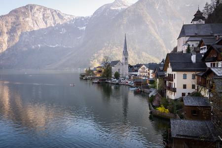 Visit to Hallstatt village  in Austria