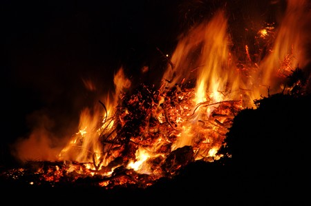 Hexenfeuer - Walpurgis Night bonfire 70