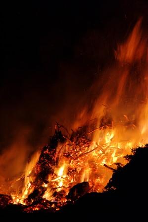 Hexenfeuer - Walpurgis Night bonfire 83