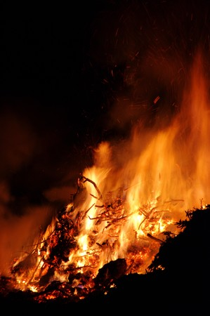 Hexenfeuer - Walpurgis Night bonfire 84