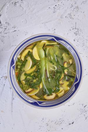 Photo pour Lamb noodles - image libre de droit