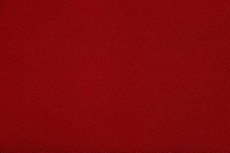 Photo pour close up view of red leather fabric texture - image libre de droit