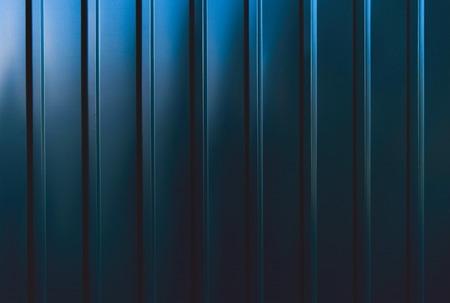 Photo for dark blue iron sheet background - Royalty Free Image
