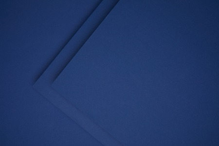 Foto de dark blue geometric paper background - Imagen libre de derechos