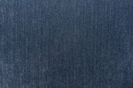 Photo for Detailed blue textile surface background - Royalty Free Image