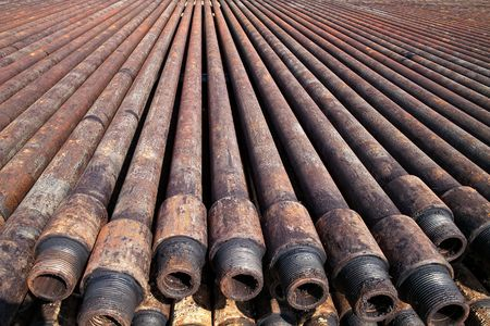 Drill pipe of  oil drilling platforms