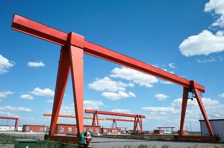 Industrial Scenic,gantry cranes
