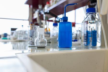 Photo pour chemistry lab - image libre de droit