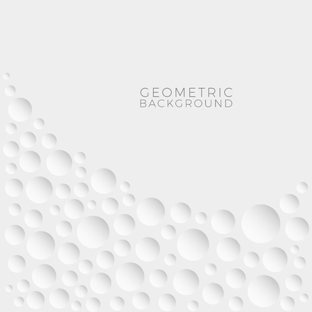 Illustration for Abstract Modern Geometric Simple Background For All business beauty company with luxury high end look - Royalty Free Image