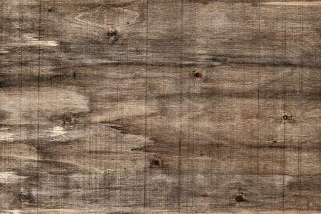 Foto de Wooden texture pine wood pattern. Distressed brown background - Imagen libre de derechos