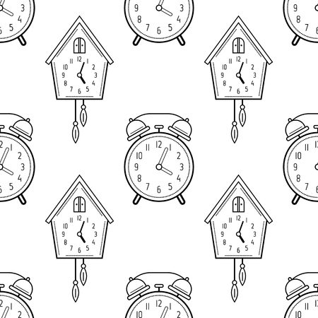 Printable Clock Coloring Pages | ColoringMe.com | 450x450