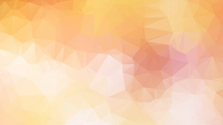 Illustration pour Abstract geometric style brown background. Autumn-colored business background Vector illustration. Red, brown, purple colors. Simple polygon background - image libre de droit