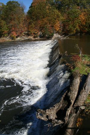 Fall in Michigan... this photo was taken in Grand Ledge.