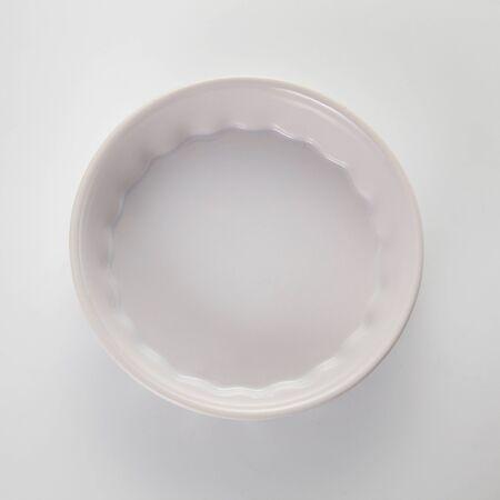 Photo pour top view of baking utensil - image libre de droit