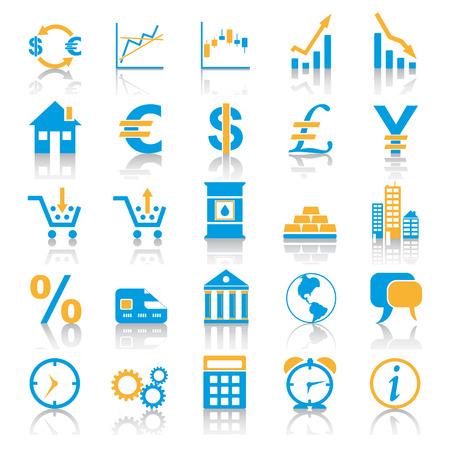 Exchange Marketplace Icons