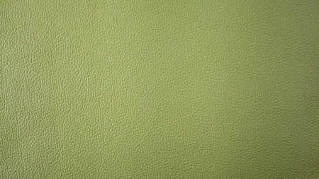 Photo pour Genuine green cattle leather texture background. Macro photo - image libre de droit