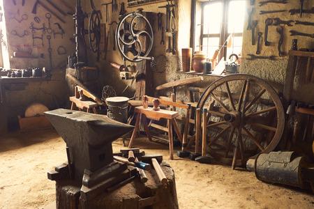 Photo pour Old workshop - image libre de droit