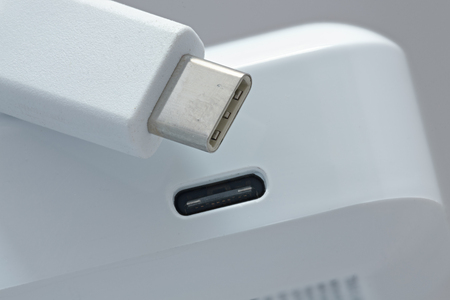 cable and device connectors usb type-c