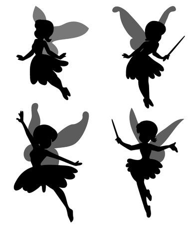 Little fairies set