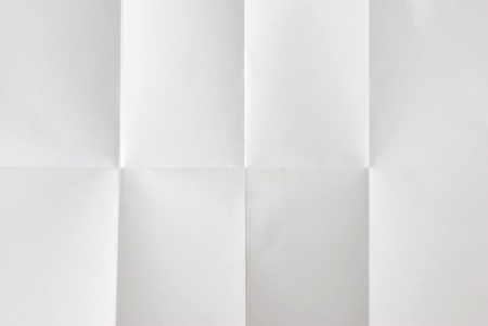 wrinkled fold sheet of paper texture