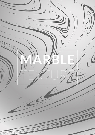 Marble Texture. Ink Splash. Colorful Fluid. Marble Textured Cool Cover, Party Flyers,  Magazine Cover, Catalog, Sale, Announcement. Gradient Vector Marble Texture. Size A4.