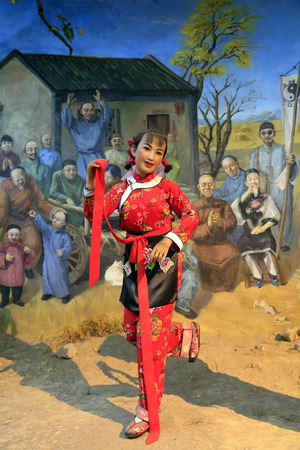 Chinese drama personas model