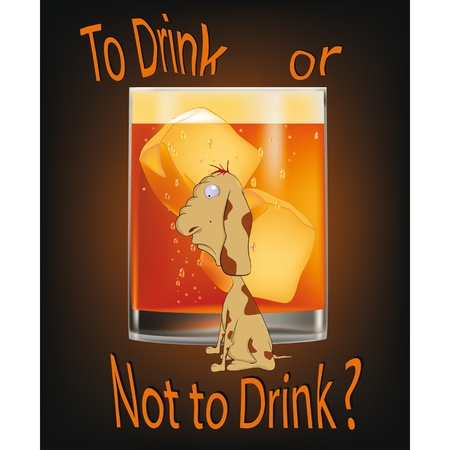 To drink or not to drink ?