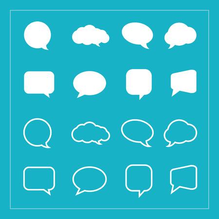 Illustration pour Dialog - image libre de droit