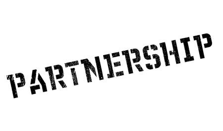 Partnership rubber stamp