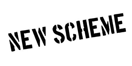 New Scheme rubber stamp