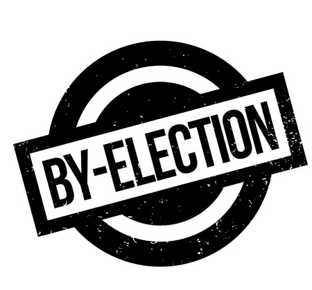 By-Election rubber stamp