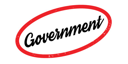 Government rubber stamp. Grunge design with dust scratches. Effects can be easily removed for a clean, crisp look. Color is easily changed.