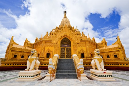 Swe Taw Myat, Buddha Tooth Relic Pagoda, Yangon,Myanmar